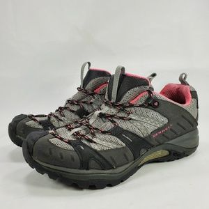 Merrell Siren Sport 2 Trail Hiking Shoes Gray